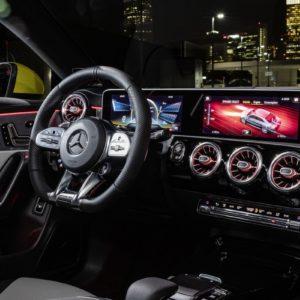 Mercedes auto-école