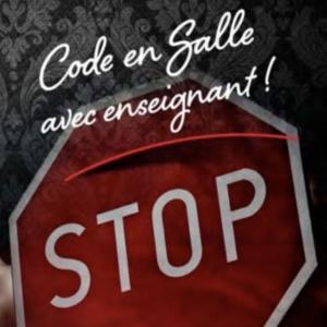 Code de la route en salle Paris 6